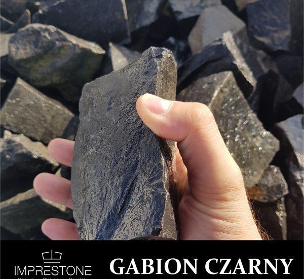 GABION CZARNY
