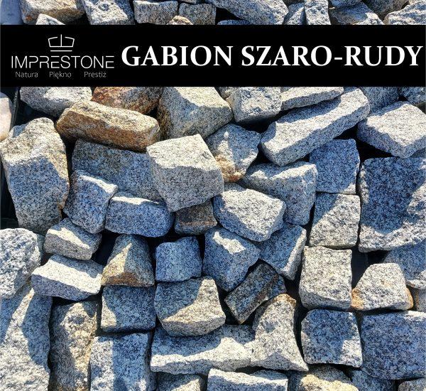 GABION SZARO RUDY