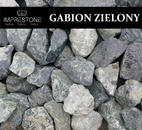 GABION ZIELONY