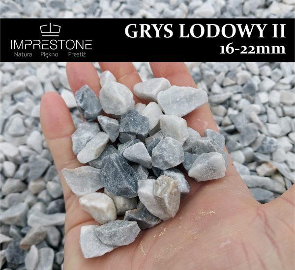 GRYS LODOWY 16-22mm Grysy Dekoracyjny