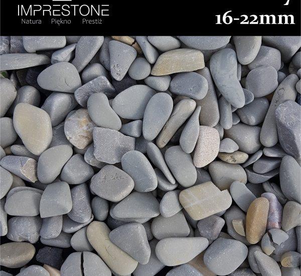 Otoczak Szary 16-22mm Kamień otoczony